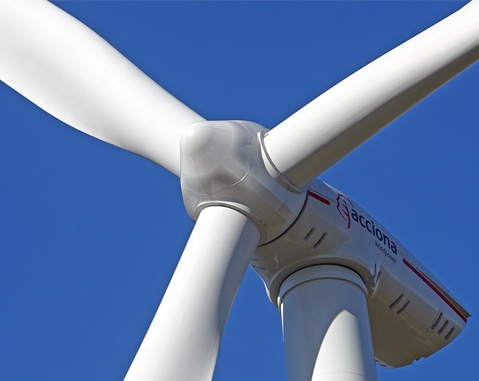 ACCIONA will take an active participation in the European wind power trade fair EWEA2014 in Barcelona