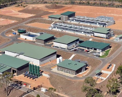 Opening of Australia's Mundaring  Water Treatment Plant, One of ACCIONA's Finest Accomplishments in Water Treatment