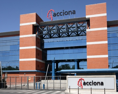 ACCIONA pre-tax profit down by half at end-September