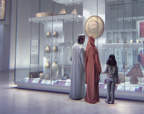 ACCIONA Producciones y Diseño to execute the design National Museum of Oman