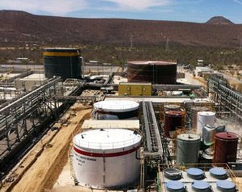 ACCIONA is awarded the Baja California Sur V power plant in Mexico for 77 million euros