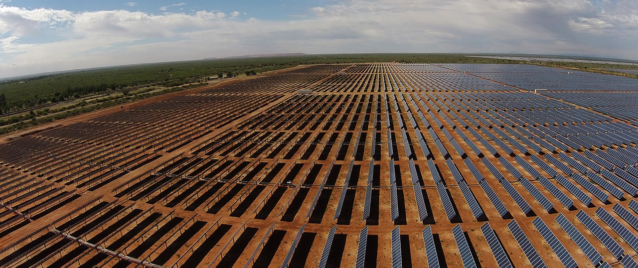 Sishen Photovoltaic Plant