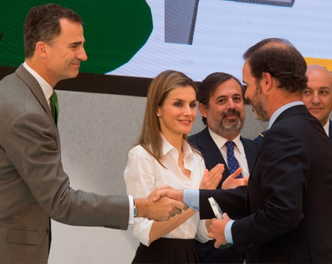 ACCIONA receives the European Business Award for the Environment (Spanish section) for its contribution to sustainable development