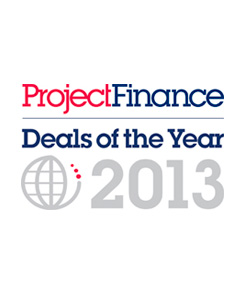 Project Finance Deals of the Year 2013