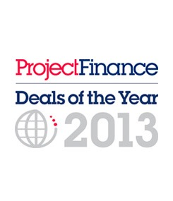 Project Finance Deal of the Year 2013