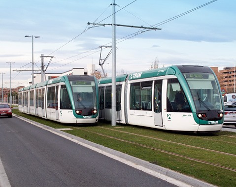 Globalvia buys ACCIONA's share in Barcelona tram concessions