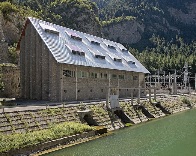 Ip hydroelectric power plant