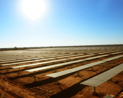ACCIONA Energía starts up the photovoltaic plant with the highest production in Africa