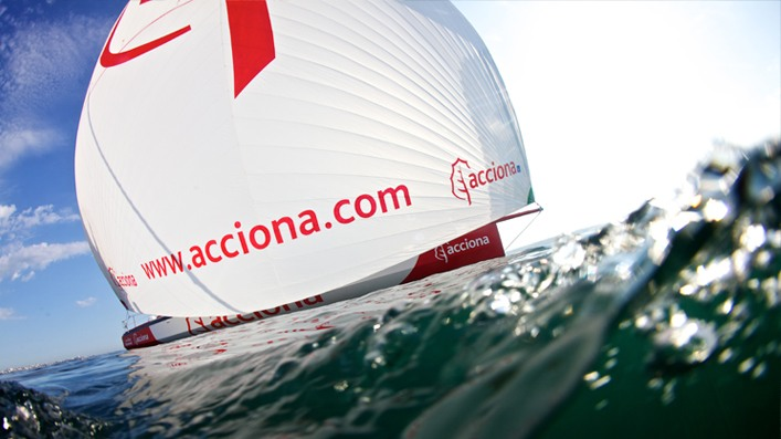 ACCIONA 100% EcoPowered:  Vendée Globe 2012