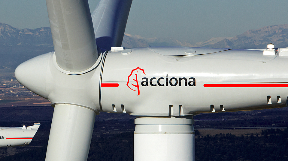 Brazil,  ACCIONA Windpower's main market