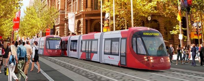sydney light rail - photo #10