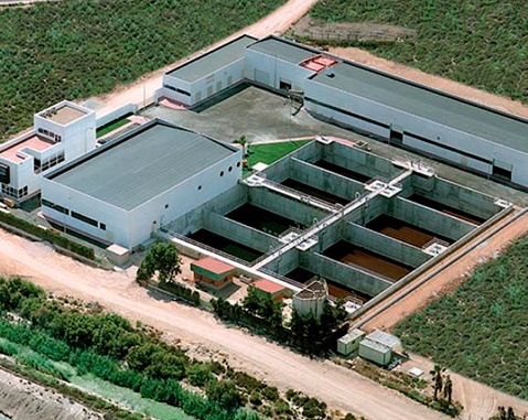 ACCIONA Agua carries out research to re-use waste from water treatment processes