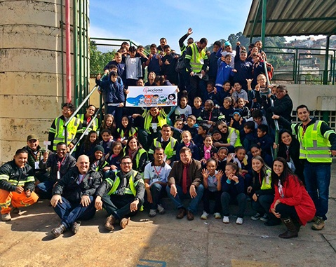 ACCIONA and its 3,000 volunteers on International Volunteer Day 2016