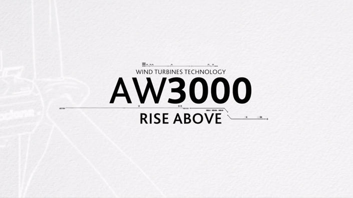 AW3000, Windpower Rise Above