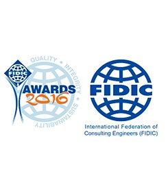 ACCIONA Ingeniería award recipient FIDIC 2016 for the Project Malaga New Western By-Pass