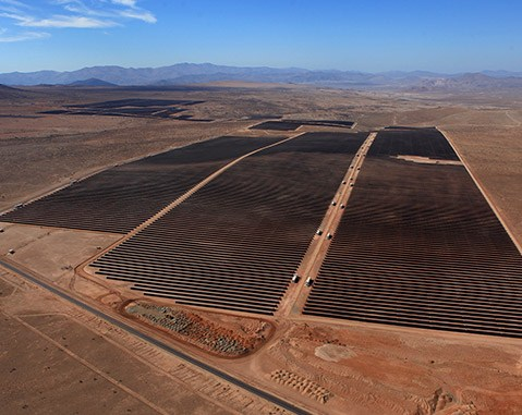 ACCIONA and Tuto Energy expand the Puerto Libertad solar project in Mexico by 50% being the biggest in the country with 339 MWp
