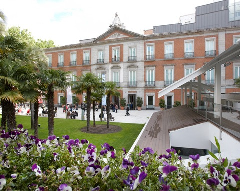 ACCIONA is awarded the electricity supply to the Thyssen-Bornemisza Museum