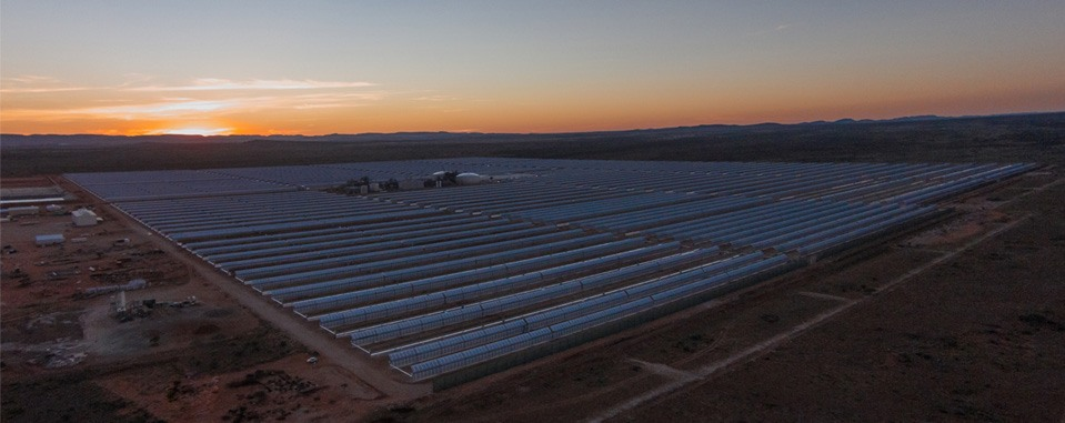 Bokpoort Concentrating Solar Power Plant