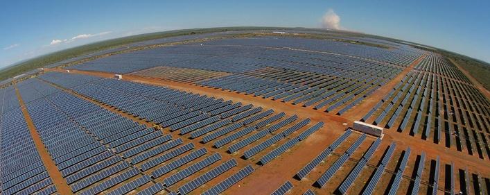 planta fotovoltaica sishen