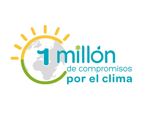 ACCIONA supports the One Million Commitment initiative to fight climate change