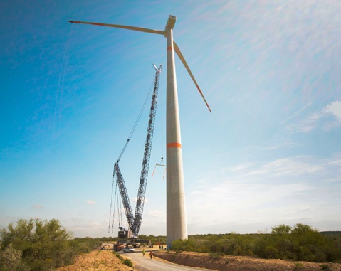 ACCIONA Energía receives two CEMEX works development and innovation awards for the ventika wind farm complex in Mexico