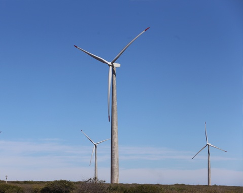 ACCIONA Windpower is awarded a new 66 MW contract in Brazil