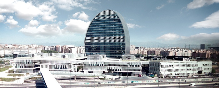 New HQ for BBVA: smart, sustainable, innovative… and a landmark in the city