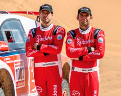 Interview with ACCIONA 100% EcoPowered´s pilots