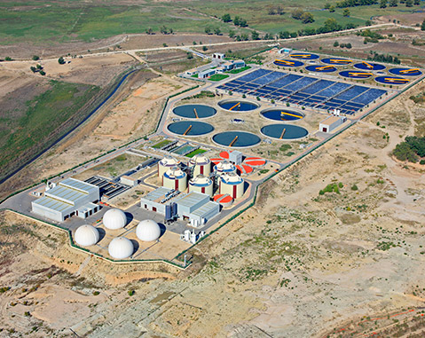 ACCIONA Agua awarded two contracts to operate and maintain two major water treatment plants in Madrid