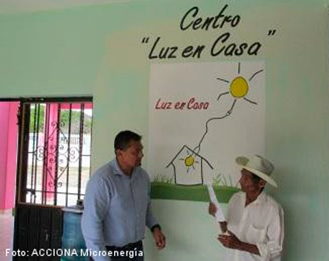 Opening of a new 'Luz en Casa Oaxaca' Customer Service Centre