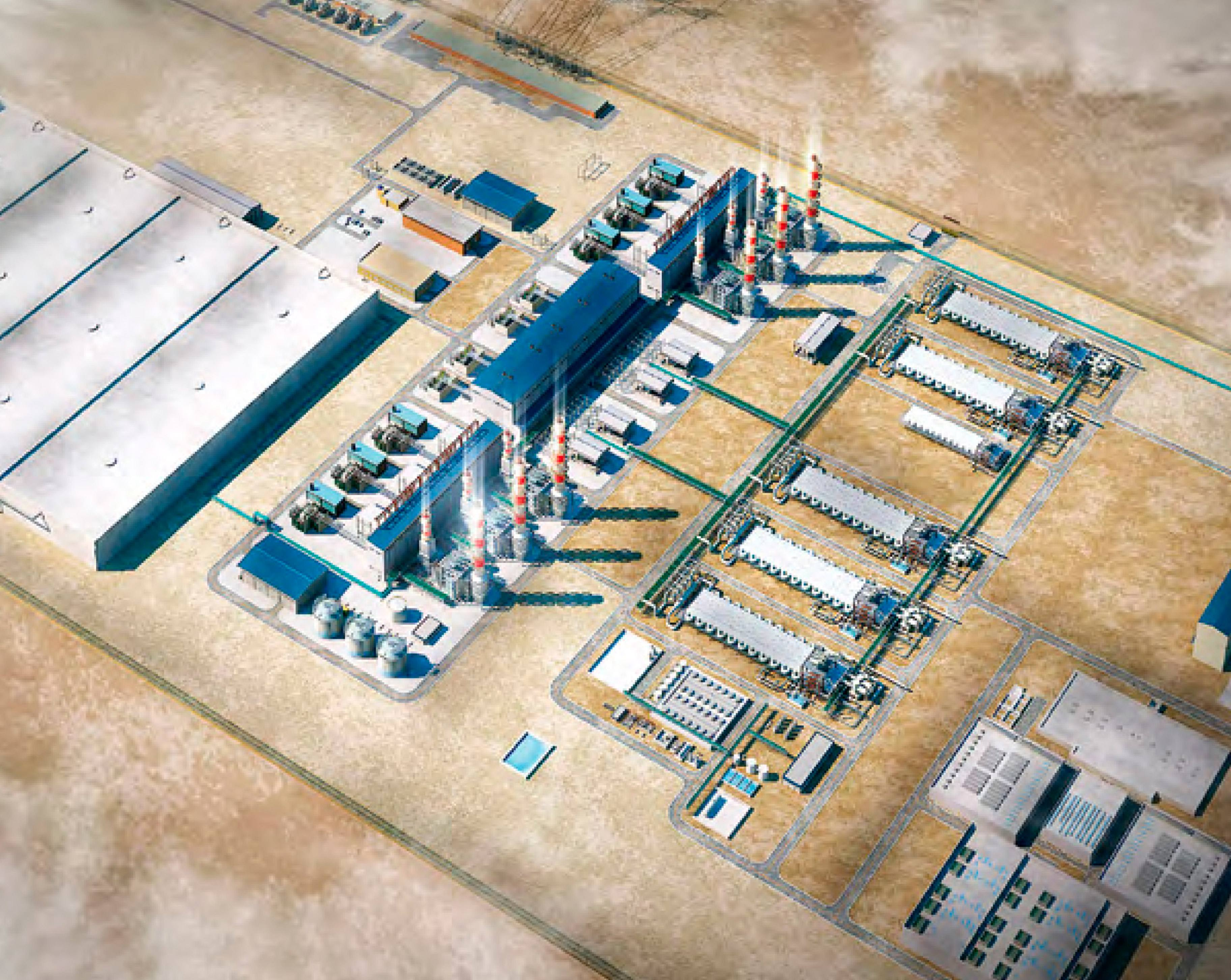 A new era for desalination in the Middle East