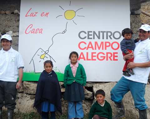 'Luz en Casa' Centres named top social innovation of 2016