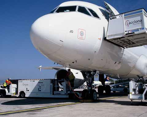 ACCIONA Airport Services will provide handling at Düsseldorf