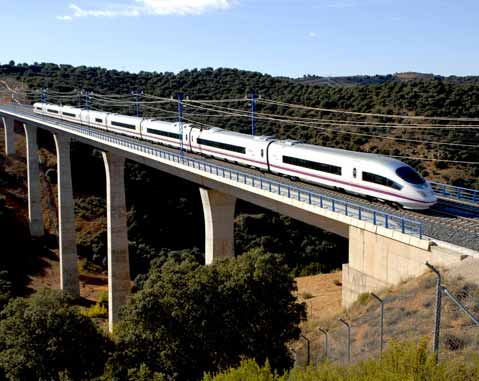 "ACCIONA joins the European ""Shift2Rail"" platform to design the railroad of the future"