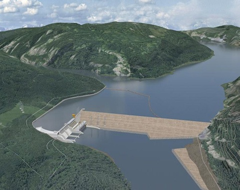 Clean Energy Project Site C