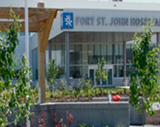 Fort St. John hospital and residential care facility