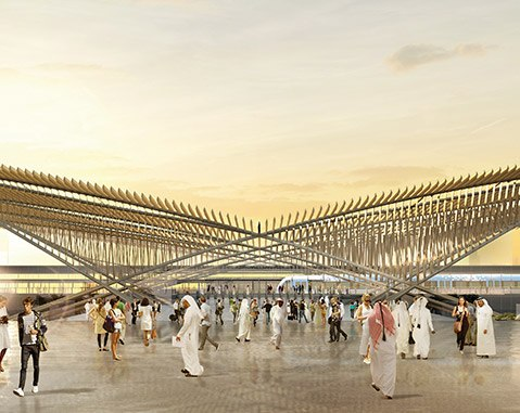 ACCIONA to design and construct the Dubai metro extension in a project worth €2.6 billion