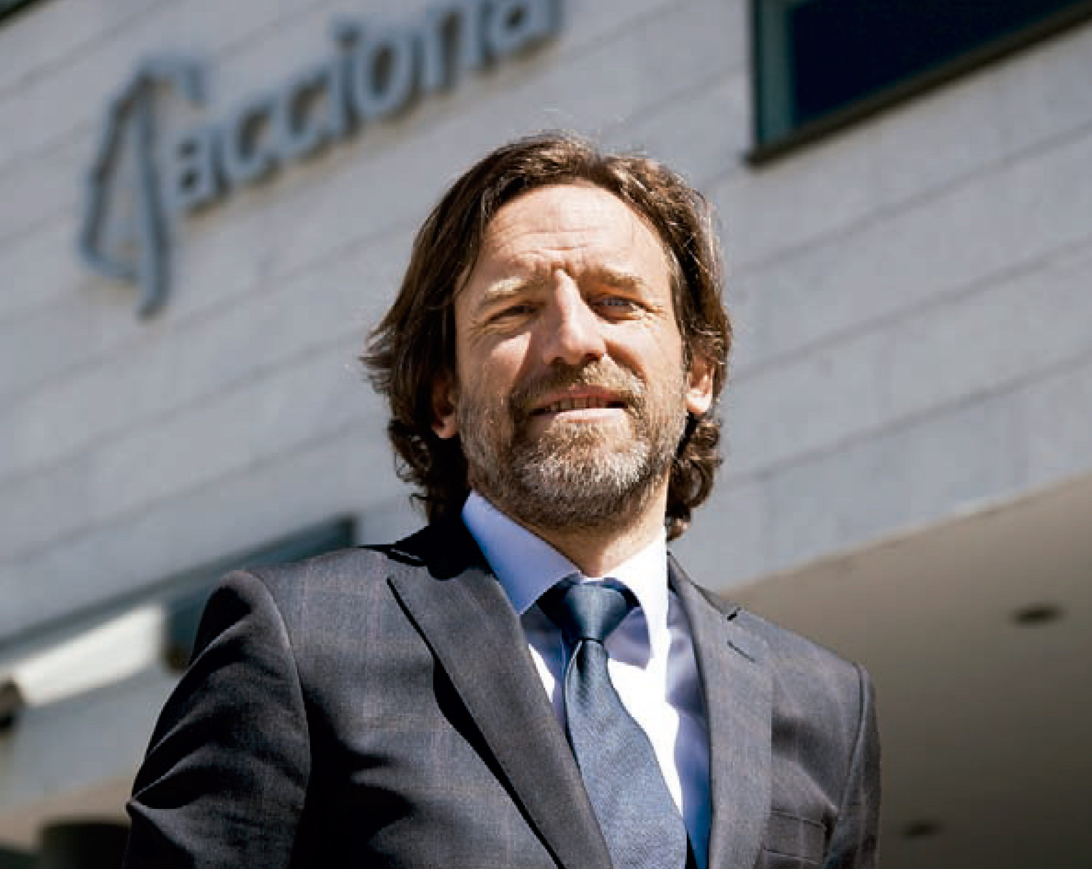 Luis Baz, Director de ACCIONA Ingeniería