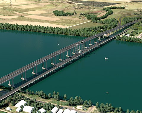 ACCIONA and Ferrovial to construct a bridge worth approximately €172 million for the Pacific Highway in Australia