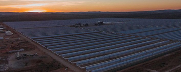 Bokpoort CSP plant wins South African National Energy Association prize