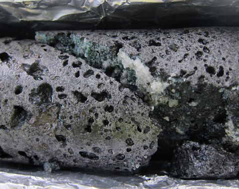 Mineral carbonation of CO2, a rock solid remedy for global warming