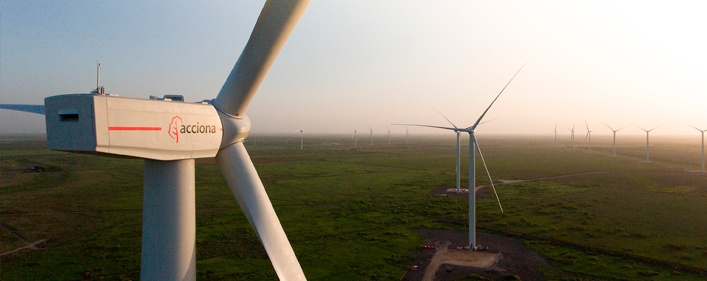 ACCIONA Energía starts up its eighth wind farm in the United States in Texas