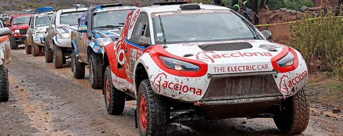ecopowered dakar