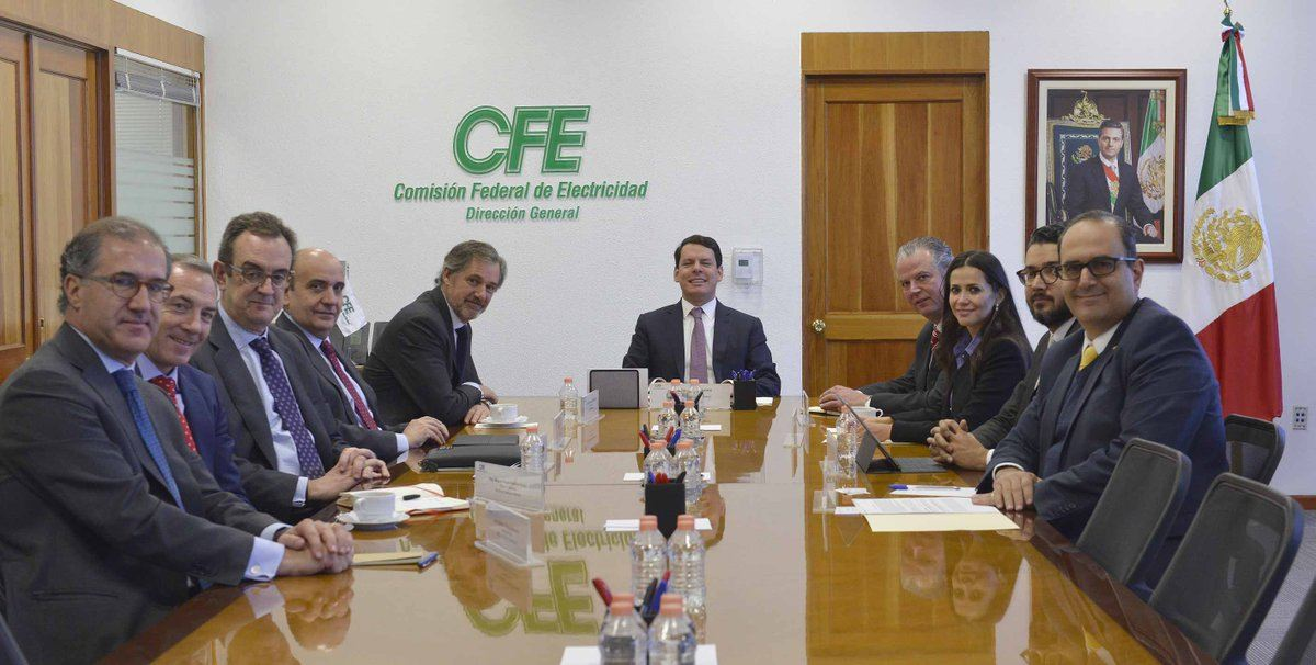 ACCIONA and the CFE continue their joint efforts to develop renewables projects in Mexico