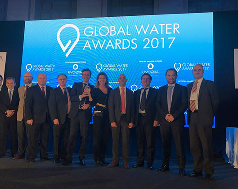 ACCIONA Agua named Water Company of the year