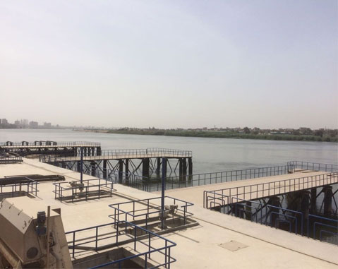 ACCIONA begins operating New Cairo water supply system in Egypt