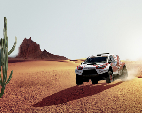 ACCIONA 100% EcoPowered to compete in Mexico for the first time