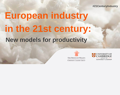 ACCIONA urges the European Union to drive policies supporting the circular economy