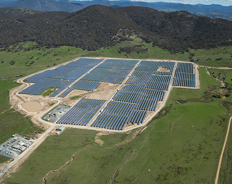 ACCIONA and Gransolar (GRS) to construct one of Australia's largest photovoltaic plants
