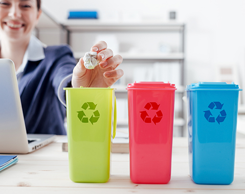 DEBUNKING THE MYTHS ABOUT RECYCLING